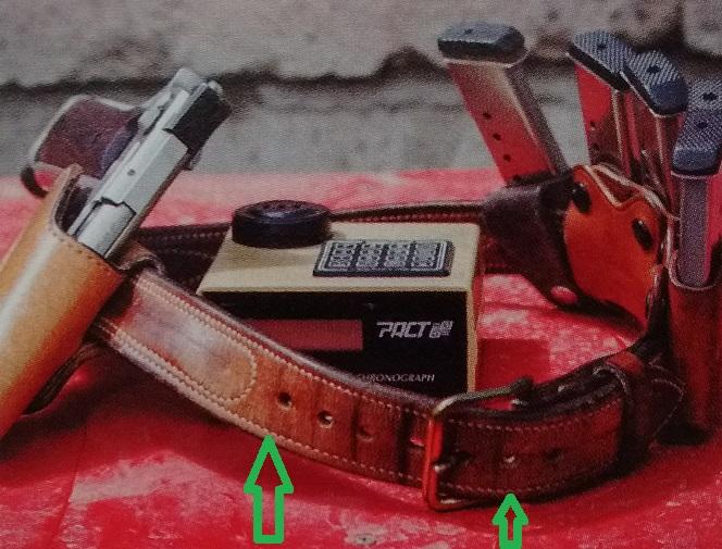 Belt Timeline - Holsters and Cases